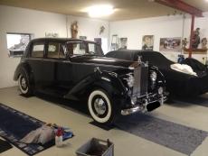 Rolls Royce Silver Dawn 1959
