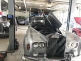 Lichtmaschine Lucas für Rolls Royce
