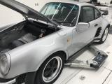Porsche Turbo mit komplett neu gebautem Kabelbaum