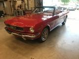 US Ford Mustang Lichtanlage umgebaut für deutsche Zulassung